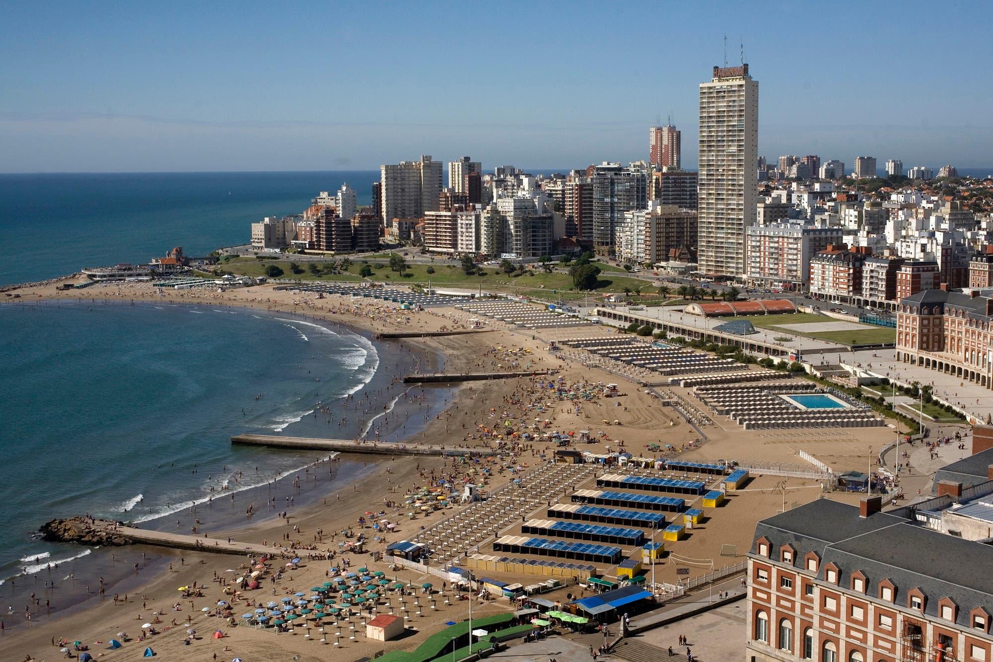 La capital del sur: Mar del Plata